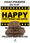Happy from Fresnay-sur-Sarthe