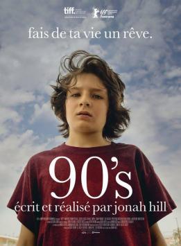 Alpes mancelles activités présente : 90'S au cinéma de Fresnay-sur-Sarthe