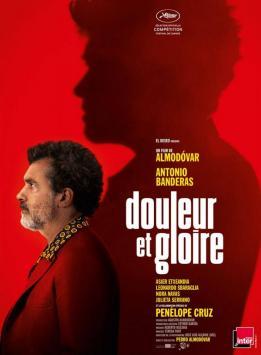 Alpes mancelles activités présente : DOULEUR ET GLOIRE au cinéma de Fresnay-sur-Sarthe