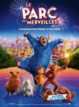 Alpes mancelles activités présente : LE PARC DES MERVEILLES au cinéma de Fresnay-sur-Sarthe