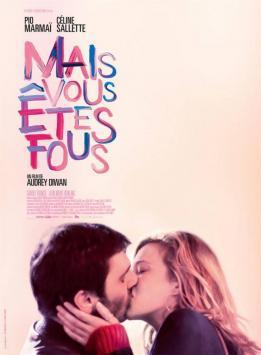 Alpes mancelles activités présente : MAIS VOUS ETES FOU au cinéma de Fresnay-sur-Sarthe