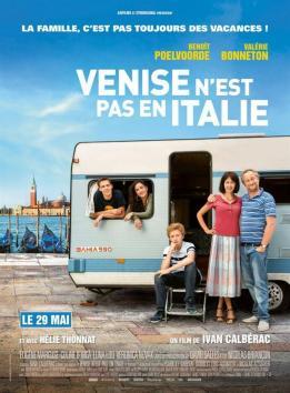 Alpes mancelles activités présente : VENISE N'EST PAS EN ITALIE au cinéma de Fresnay-sur-Sarthe