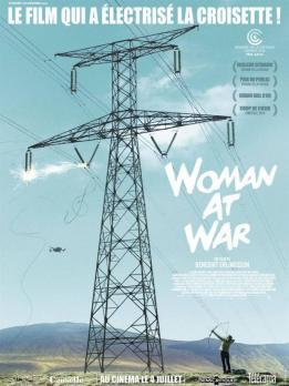 Alpes mancelles activités présente : WOMAN AT WAR au cinéma de Fresnay-sur-Sarthe
