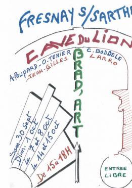 Alpes mancelles activités présente : Brad'Art 2017 le 2017-10-15 15:00:00 - 2017-10-15 18:00:00