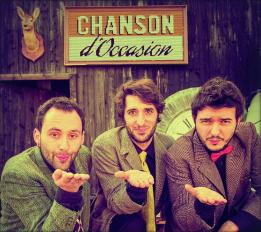 Concert - Chanson d'occasion - au domaine du Gasseau à Saint-Léonard-des-Bois