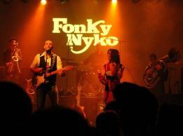 Alpes mancelles activités présente Concert - FONKY NYKO - au domaine du Gasseau à Saint-Léonard-des-Bois le 2017-08-13 16:30:00