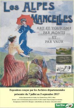 Alpes mancelles activités présente Expo : Alpes mancelles le 2017-07-07 08:30:00 - 2017-09-02 17:30:00