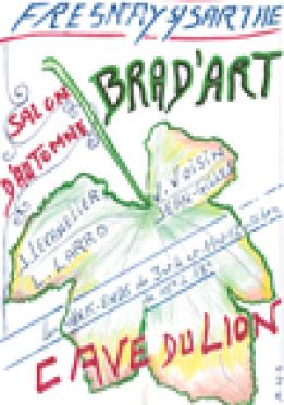 Alpes mancelles activités présente La Cave du Lion - Brad'Art le 2015-10-03 13:00:00 - 2015-10-03 16:00:00