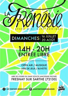 Alpes mancelles activités présente La Frénésie le 2017-07-16 14:00:00 - 2017-07-16 20:00:00