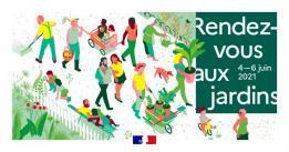 Alpes mancelles activités présente : Rendez-vous aux jardins 2021 le 2021-06-04 15:00:00 - 2021-06-06 18:00:00