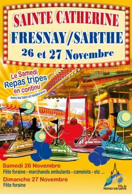 Sainte Catherine 2016 à Fresnay_sur_Sarthe