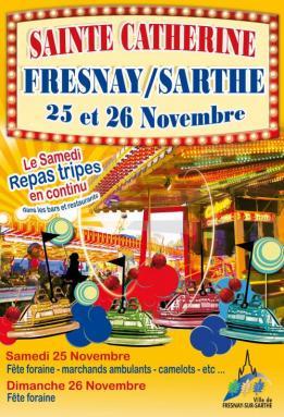 Alpes mancelles activités présente : Sainte-Catherine 2017 le 2017-11-25 07:00:00 - 2017-11-26 19:00:00