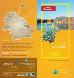 Le Grand Bleu - Saint-Ouen-de-Mimbré