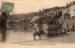 Alpes mancelles activités : Le saviez-vous ? n°28 - FRESNAY-SUR-SARTHE - culture & patrimoine