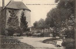 Alpes mancelles activités : Le saviez-vous ? n°5 - FRESNAY-SUR-SARTHE - culture & patrimoine
