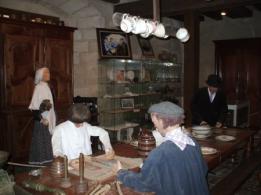 Alpes mancelles activités : Musée du chanvre et de la vie d'autrefois - VIVOIN - culture & patrimoine, musée