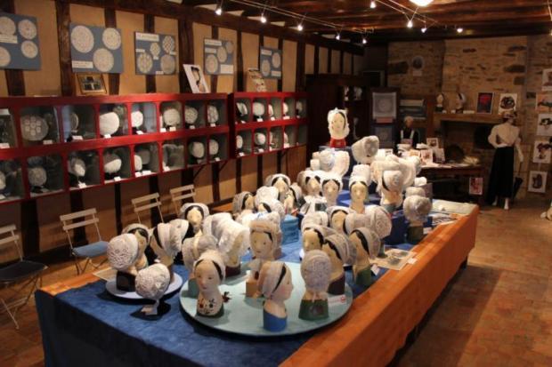 Musée de la coiffe - Fresnay-sur-Sarthe