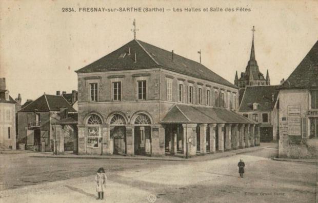 Alpes mancelles activités : Le saviez-vous ? n°17 - FRESNAY-SUR-SARTHE - culture & patrimoine