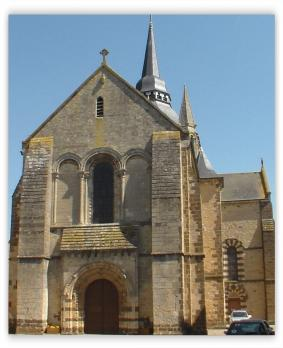 Église Notre-Dame de Fresnay