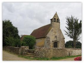 Eglise Notre-Dame-des-Champs à Saint-Jean-d'Assé