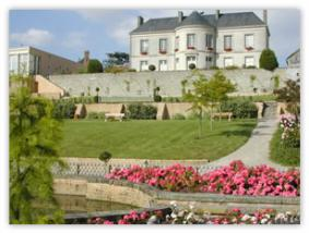 Jardin de la Mairie de Beaumont-sur-Sarthe