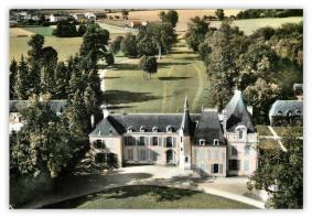 Alpes mancelles activités : Le Château de Louvigny - Côté Sarthe (72) - culture & patrimoine, vidéos