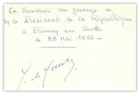 Alpes mancelles activités : Le saviez-vous ? n°11 - FRESNAY-SUR-SARTHE - culture & patrimoine