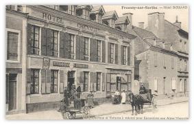 Alpes mancelles activités : Le saviez-vous ? n°15 - FRESNAY-SUR-SARTHE - culture & patrimoine