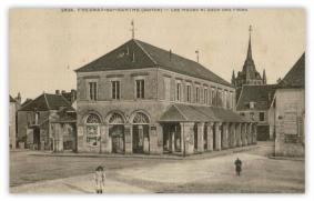 Alpes mancelles activités : Le saviez-vous ? n°17 - FRESNAY-SUR-SARTHE - culture & patrimoine