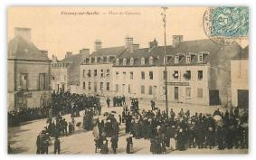 Alpes mancelles activités : Le saviez-vous ? n°3 - FRESNAY-SUR-SARTHE - culture & patrimoine