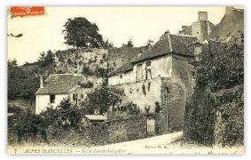 Alpes mancelles activités : Le saviez-vous ? n°7 - FRESNAY-SUR-SARTHE - culture & patrimoine
