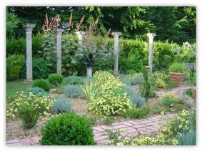 Les jardins de la Mansonière - ST CÉNERI LE GÉREI