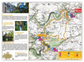 Alpes mancelles activités : Les méandres de la Sarthe - Saint-Léonard-des-Bois - Saint-Céneri-le-Gérei - SAINT-LÉONARD-DES-BOIS, SAINT-CÉNERI-LE-GÉREI -