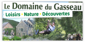 Domaine du Gasseau -  sur Alpes mancelles activités - loisirs, nature, découvertes