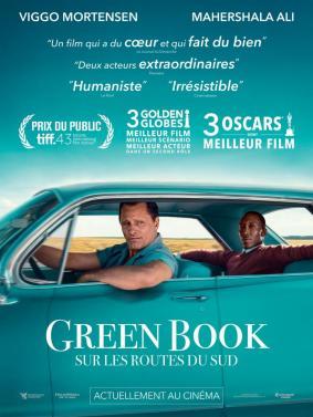 Alpes mancelles activités présente : GREEN BOOK : SUR LES ROUTES DU SUD au cinéma de Fresnay-sur-Sarthe