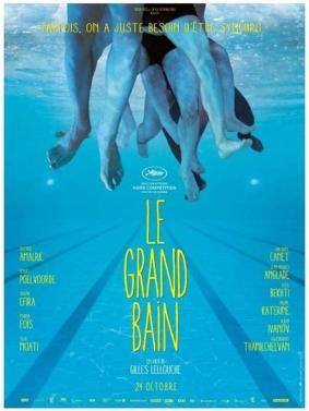 Alpes mancelles activités présente : LE GRAND BAIN au cinéma de Fresnay-sur-Sarthe