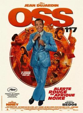 Alpes mancelles activités présente : OSS 117: ALERTE ROUGE EN AFRIQUE NOIRE au cinéma de Fresnay-sur-Sarthe