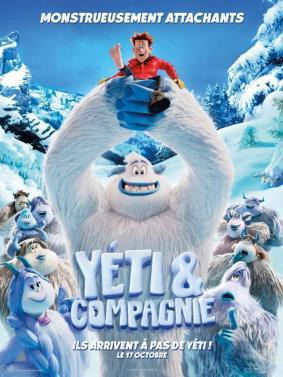 Alpes mancelles activités présente : YETI ET COMPAGNIE au cinéma de Fresnay-sur-Sarthe
