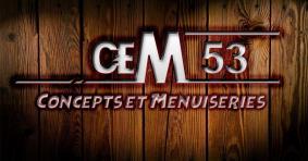 CEM53 -  - menuiserie sur Alpes mancelles activités