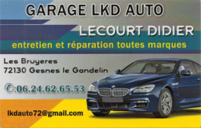 Garage LKD auto -  - garage automobile sur Alpes mancelles activités
