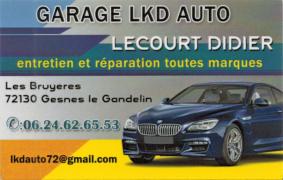Garage LKD auto -  - garage automobile sur Alpes mancelles activités