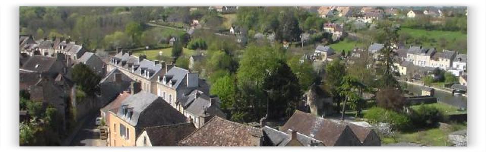 Alpes mancelles - Fresnay - Ville basse