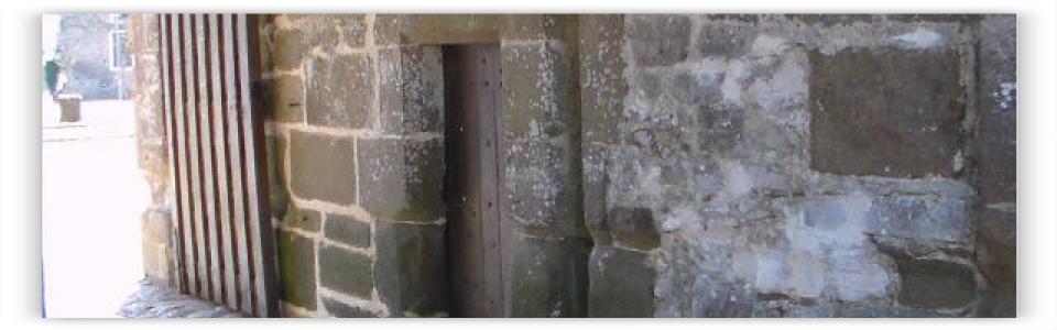 Alpes mancelles - Fresnay - Porte du château