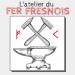 l'Atelier Du Fer Fresnois -  sur Alpes mancelles activités - forgeron d'art