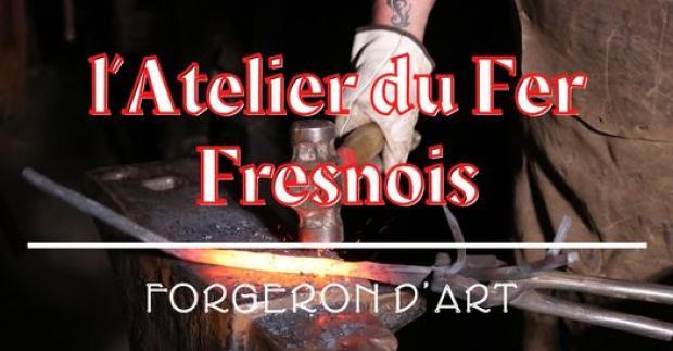 l'Atelier Du Fer Fresnois : Alpes mancelles activités - FRESNAY-SUR-SARTHE : forgeron d'art