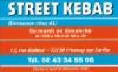 Street Kebab - Fresnay sur Sarthe - kebab, panini - restaurant rapide - vente à emporter
