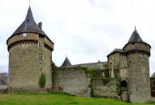 Alpes mancelles activités : Le Château de Sillé-le-Guillaume - SILLÉ-LE-GUILLAUME - culture & patrimoine, musée, vidéos
