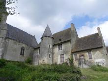 Prieuré Saint-Julien à Saint-Marceau