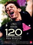 Alpes mancelles activités présente : 120 BATTEMENTS PAR MINUTE au cinéma de Fresnay-sur-Sarthe