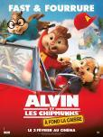 ALVIN ET LES CHIPMUNKS, A FOND LA CAISSE